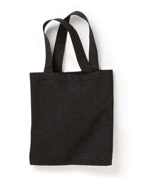 Brand: OAD | Style: OAD115 | Product: Cotton Canvas Small Tote