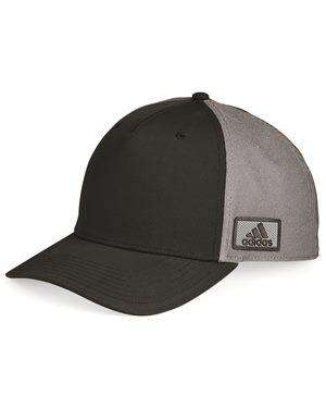 Brand: Adidas | Style: A616 | Product: Block Patch Cap