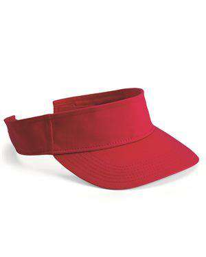 Brand: Champion | Style: CS4002 | Product: Washed Cotton Visor