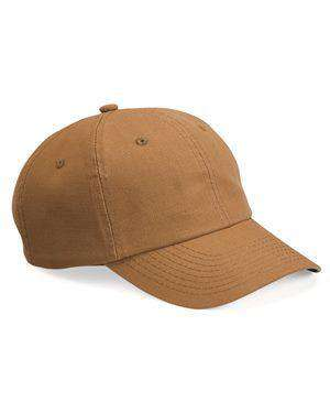 Brand: Outdoor Cap | Style: DUK111 | Product: Unstructured Duk Canvas Cap