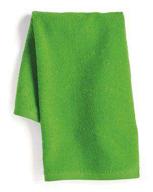 Brand: Q-Tees | Style: T200 | Product: Hemmed Hand Towel