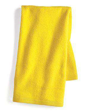 Brand: Q-Tees | Style: T300 | Product: Deluxe Hemmed Hand Towel