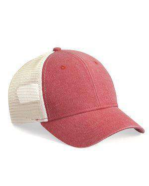 Brand: Sportsman | Style: SP530 | Product: Pigment Dyed Stuctured Cap