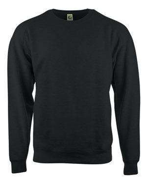 C2 Sport Men's Ribbed Elastic Waist Sweatshirt