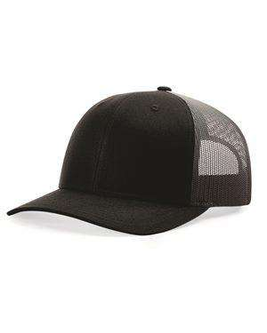 Brand: Richardson | Style: 112PM | Product: Printed Mesh Trucker Cap