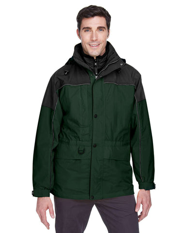 North End Men's Jackets | Parka (88006) - model picture