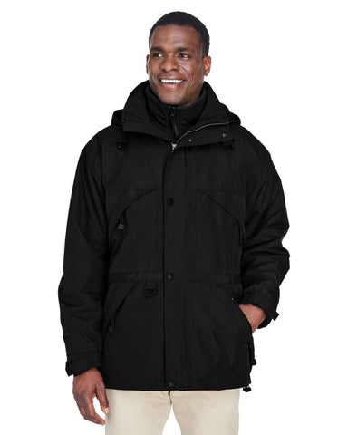North End Men's Jackets | Parka (88007) - model picture