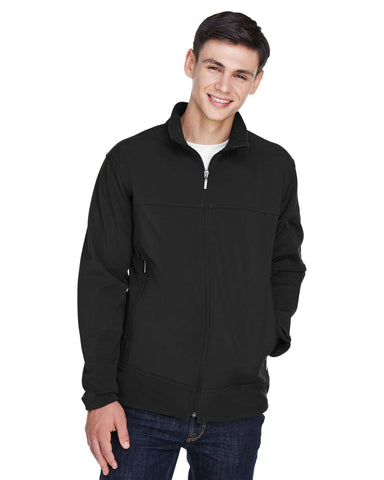 North End Men's Jackets | Soft Shell (88099) - model picture