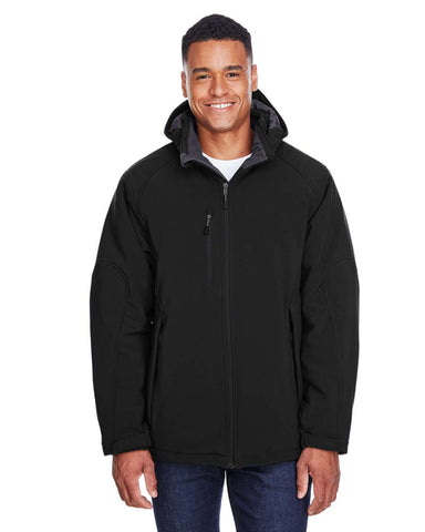 North End Men's Jackets | Soft Shell (88159) - model picture