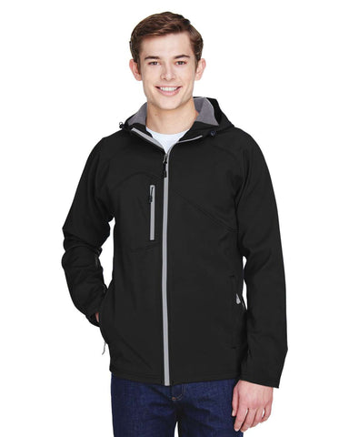 North End Men's Jackets | Soft Shell (88166) - model picture