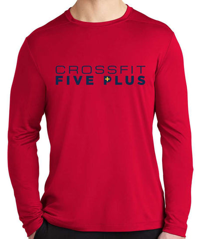 CrossFit Five Plus Long Sleeve T-Shirt