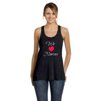 We Heart Nurses Tank