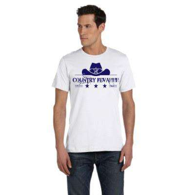 Mens Country FEVAHHH MADE IN USA Short Sleeve T-Shirt