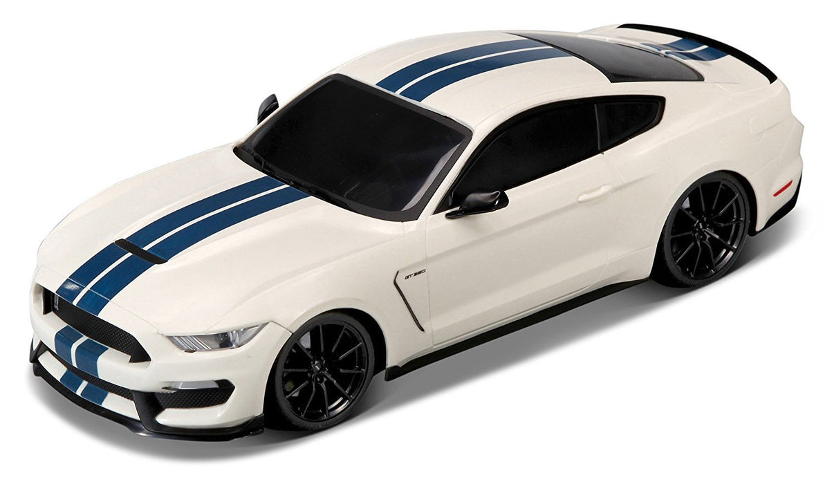 Maisto 81248 1:14 Scale Ford Shelby Gt350 Remote Controlled Toy Car with Controller