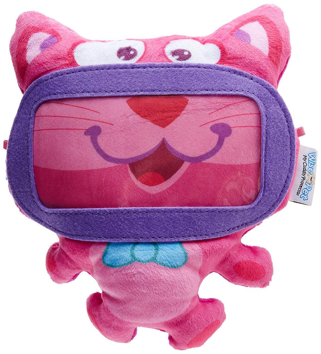 Wise-Pet Interactive Cuddly Protector for Ipod Touch, Iphone and Android Smartphones, Mini-Kitty