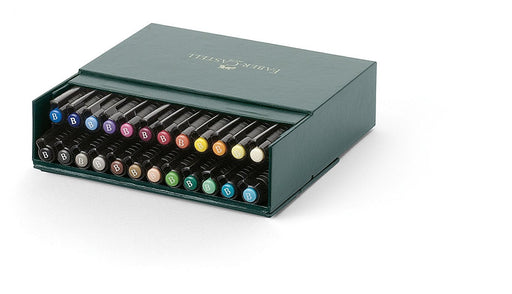 Faber-Castell Pitt Artist Pen Gift Box of 48 Colours