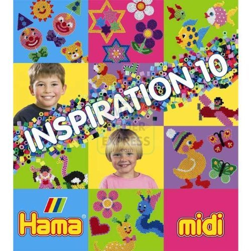 Hama Beads - Inspiration Book 10