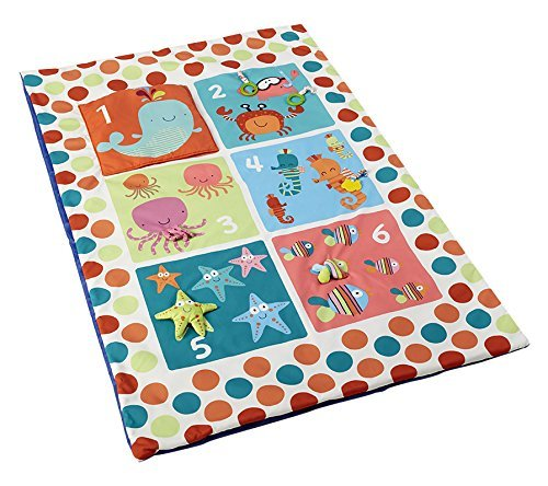 Nuby Imagination Station Activity Play Mat (Large)