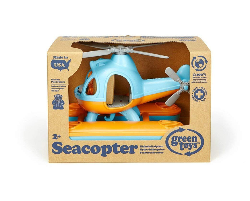 Seacopter (Blue) - Bath and Water Toys