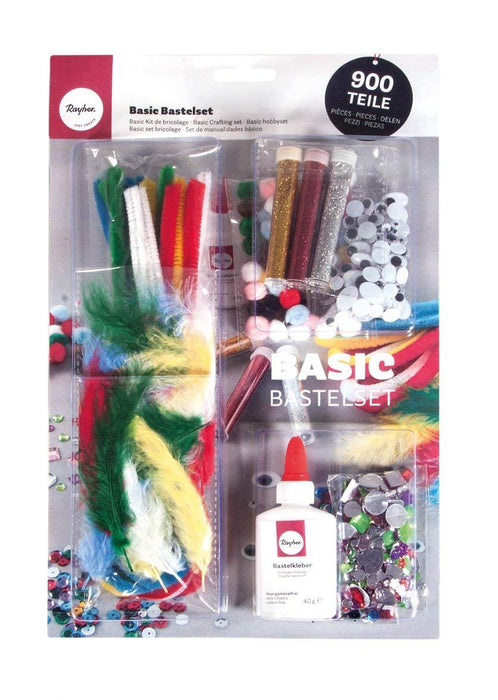 RAYHER HOBBY 69106000 Assorted Craft Kit 34 x 22 x 2 cm