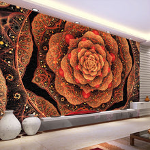 Load image into Gallery viewer, Custom 3D Wall Mural Wallpaper Simple Modern Flower Pattern Home Interior Decoration Art Mural Wallpaper Living Room Bedroom - WallpaperUniversity