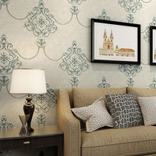 Load image into Gallery viewer, FRENCH GOTHIC EMBOSSED Wallpaper Wall Covering - WallpaperUniversity