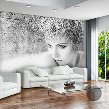 Load image into Gallery viewer, Custom Photo Wallpaper Modern Fashion Black White Abstract Art Beauty People Background Mural Wallpaper For Bedroom Walls 3D - WallpaperUniversity