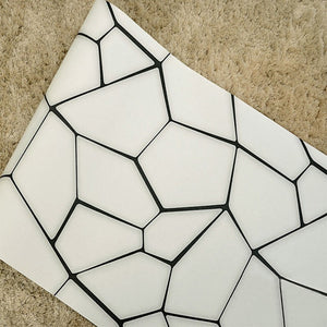 GEOMETRIC MODERN Wallpaper Wall Covering - WallpaperUniversity