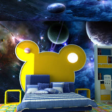 Load image into Gallery viewer, Custom 3D Wallpaper For Walls Living Room Bedroom Suspended Ceiling 3D Murals Star Planet Universe Space Planet Photo Wallpaper - WallpaperUniversity
