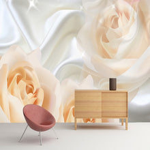 Load image into Gallery viewer, Custom Wall Mural Wallpaper For Bedroom Walls Modern Design Rose Flower Silk Non-woven Wallpaper Wall Painting Papel De Pared 3D - WallpaperUniversity