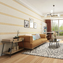 Load image into Gallery viewer, SUEDE STRIPES MODERN Wallpaper Wall Covering - WallpaperUniversity