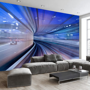 3D Mural Wallpaper Custom Photo Wall Paper 3D Stereoscopic Space Extension Bedroom Living Room Sofa Wall Murals Papel De Parede - WallpaperUniversity