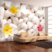 Load image into Gallery viewer, Custom Mural Wallpaper 3D Cobblestone Flower Modern Living Room Sofa TV Background Design Wall Decoration Murale Wall Paper 3D - WallpaperUniversity