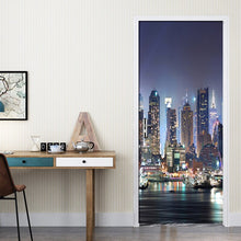 Load image into Gallery viewer, Large Sea View 3D Wall Mural Wallpaper For Living Room Bedroom Door Decor Mural Sticker Self-adhesive Waterproof Wall Paper Roll - WallpaperUniversity