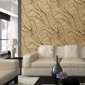 BLOWING BRANCHES Wallpaper Wall Covering - WallpaperUniversity