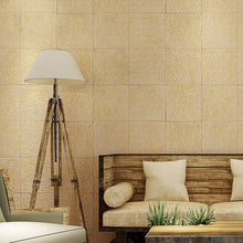 Load image into Gallery viewer, CEMENT INDUSTRIAL BLOCK Wallpaper Wall Covering - WallpaperUniversity
