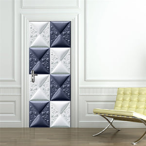 'Ciao' Self-Adhesive Doorpaper - WallpaperUniversity