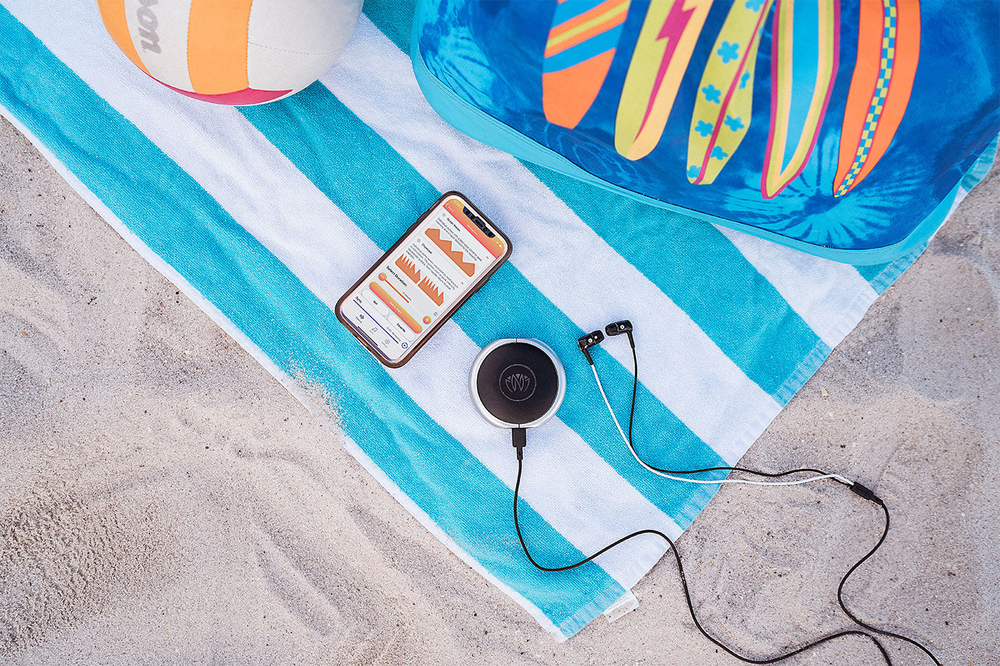 Xen by Neuvana makes discovering calm and balance easy, providing users with wellness benefits while listening to music.