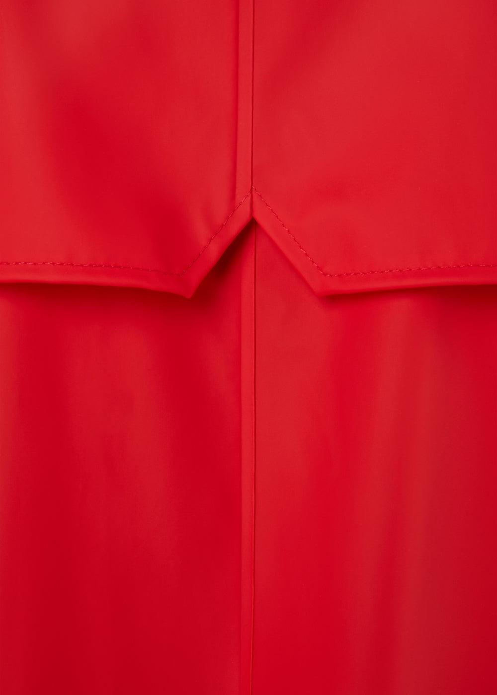Rain Jacket - Red - cara cara