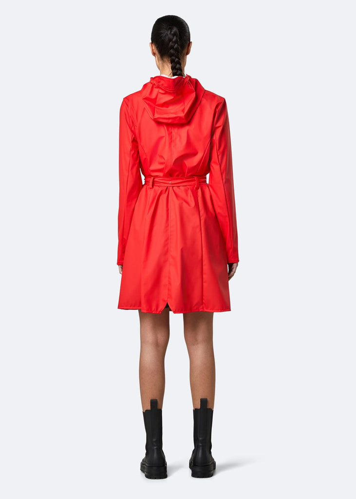 Curve Jacket - Red - cara cara