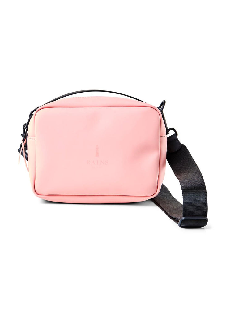 Box Bag - Coral - cara cara