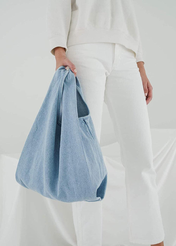Medium Baggu - Denim Light