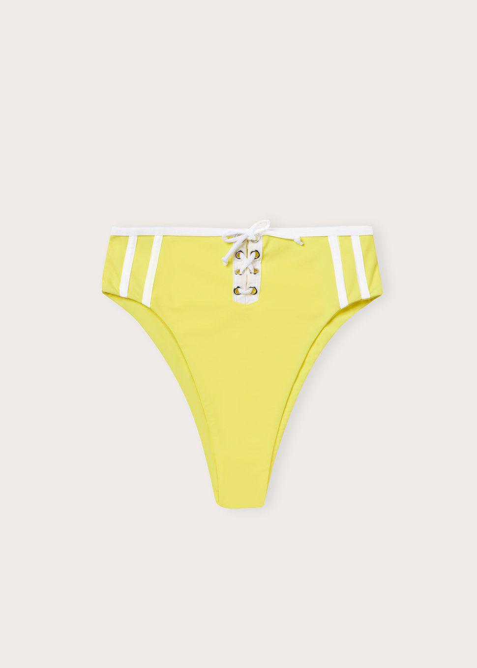Bondi Swim Bottom - Lemon - cara cara