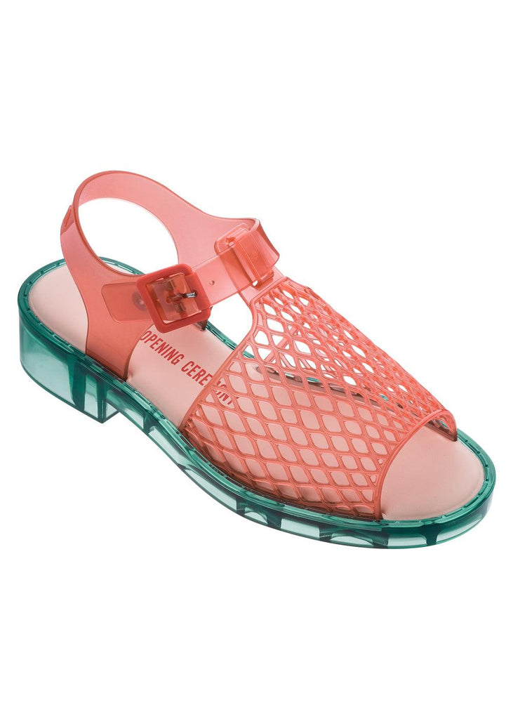 Hatch Sandal - Pink/ Green - cara cara