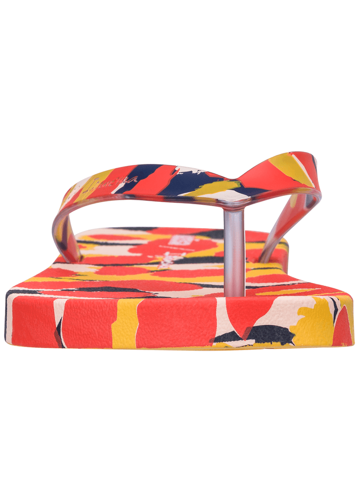 Ipanema Flip Flops - Yellow/Red