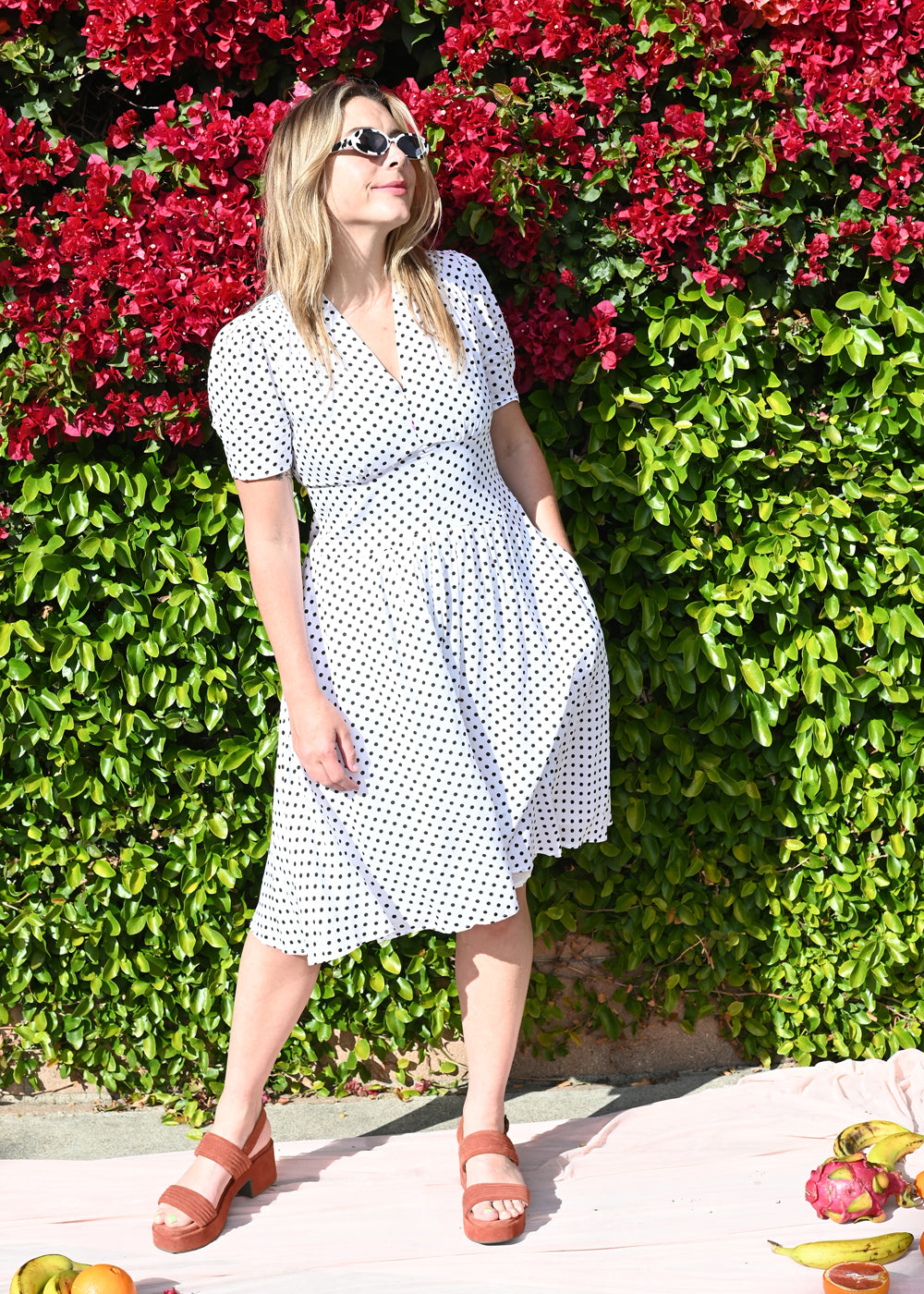 Tessa Dress - Dot to Dot