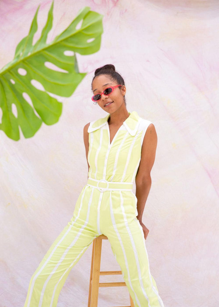 Palm Bay Jumpsuit - cara cara