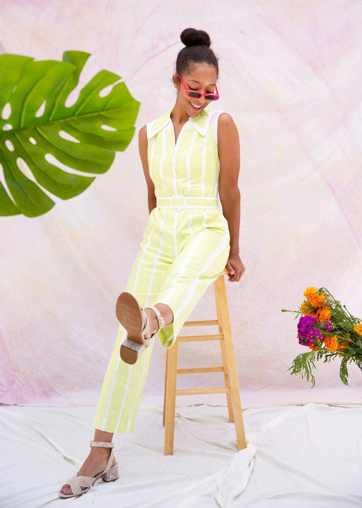 Palm Bay Jumpsuit