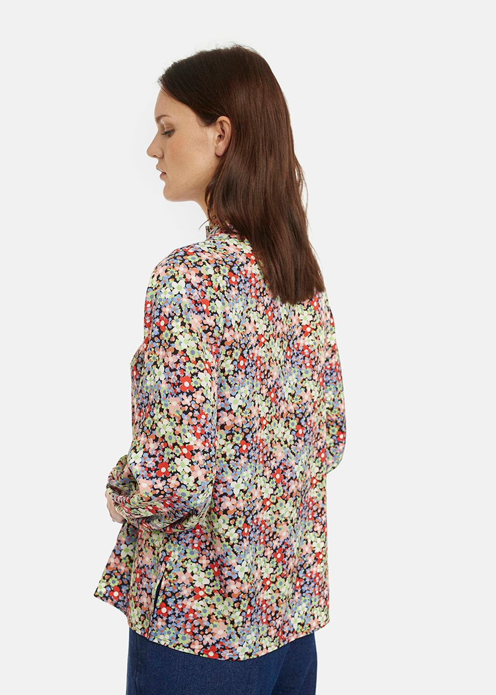Button Up - Spring Floral