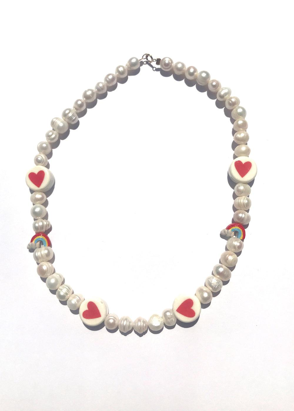 Izzy Necklace - cara cara